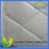 Protetor de bambu impermeável acolchoado Washable do colchão da ucha do bebê do erro de base