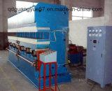 タイヤのためのXlb-350X350X2 25tonの実験室のゴム製加硫の出版物