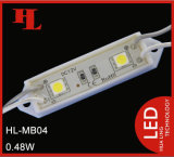 2 LED SMD5050 0.48W Filling Plastic Waterproof SMD LED Module
