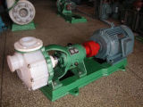 Pompa chimica diesel ad alta velocità elettrica di trasferimento del polipropilene