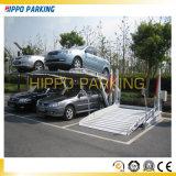 stationnement du véhicule 2000kgs inclinant le levage de véhicule