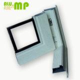 Porte en aluminium bon marché de profil de bonne qualité