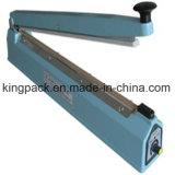 Máquina manual del lacre del bolso del impulso de la carrocería de la alta calidad