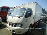 Foton Kangrui K1 3 à 4 tonnes congélateur Van chariot/4X2 un petit réfrigérateur pour la vente de chariot