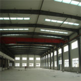 Beautiful Steel Construction Fabricated Warehouse in Clouded