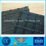 L'asphalte en fibre de verre composite avec géotextile de grille