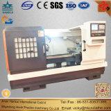 Китай автоматический токарный станок с ЧПУ с плоской платформой (CKNC6163)