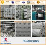 Baumaterial-Glasfaser Geogrid für Asphaltstraße-Rehabilitation