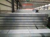 Meilleure fabrication Pré-Galvanisée de Tianjin de prix usine de produit de ventes de tube en acier carré