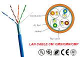 UL, 세륨, RoHS & 통행 가자미 시험 FTP Cat5e 근거리 통신망 케이블 (CM/CMX/CMR/CMP)