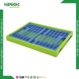 Kundenspezifischer Farben-faltender Förderung-Plastikkorb