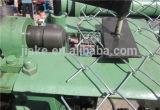 ダイヤモンドのチェーン・リンクの鉄条網の機械装置の専門の製造