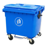 360L 660L Bak van het 1100L de In het groot Milieuvriendelijke openlucht Plastic Afval