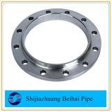 Enxerto do aço de carbono B16.5 de ASTM A105 RF 300# na flange