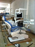 Dental medico Unit Oral Eletrical Dental Chair con CE & Comfortable per Dentist