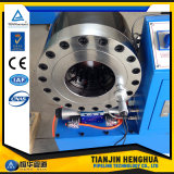 PLC steuern automatischer hydraulischer Schlauch-Pressmaschine