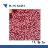 Silk Bildschirm-Drucken gemildert/Hartglas für Haushaltsgerät