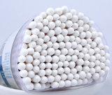 Caja de plástico de algodón autobuses / cooton Swab