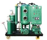 Purificador de petróleo eficaz elevado do motor do vácuo com separador de água