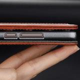 El comercio teléfono monedero de cuero de PU para Huawei Mate10/10PRO