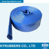 Tuyaux industriels, l'eau irrigation Layflat flexible en PVC