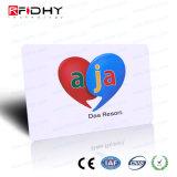 Venta caliente RFID impresión de inyección de tinta de la tarjeta de transporte público