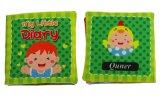 Низкая цена пользовательский дизайн малыша ткань книги тихой книги для детей
