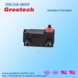 Preço de venda por grosso para micro interruptor usado em equipamentos elétricos