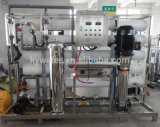 Système pur de purification de matériel/eau de Treaetment de l'eau du RO 10t/H