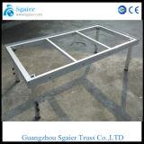 Алюминиевый передвижной складывая этап/арендный складывая этап/складывая платформа этапа