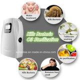 Hauptsaubereres Wasser-Reinigungsapparat-Ozon-Gemüsegenerator mit Luft-Reinigungsapparat