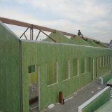 Сегменте панельного домостроения стали Carport палатка склада для хранения металла пролить