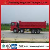 40 Vrachtwagen van de Stortplaats van Sinotruk HOWO van de Capaciteit van de ton 30 Cbm Kipper
