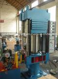 Prensa de moldeo del neumático de la carretilla elevadora/máquina del neumático sólido/neumático de vulcanización de goma que cura la prensa
