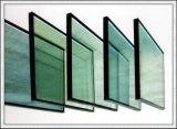 カーテン・ウォールのウィットCe/ISO/SGSの証明書のための5+9A+5低いE緩和された絶縁されたガラス