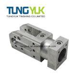 CNCの精密製粉の機械化の部品アルミニウム部分