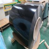 Feuille en aluminium gravée en relief anodisée pour des meubles