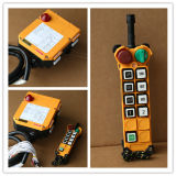 sistema de controle remoto industrial de 433MHz F24-8d para guindastes