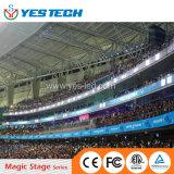 Incheon 아시아 게임 옥외 운동 LED 스크린