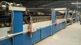 Wj120-1800-1 3-vouw GolfPrijslijst van de Machine van het Karton