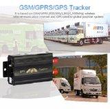 Traqueur de rail en temps réel satellite de GPS avec l'immobilisateur (GPS103A)