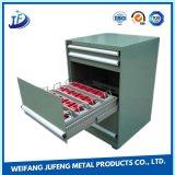 Лист OEM штемпелюя шкаф инструмента гаража частей металла гибочной машины Amada с ящиками