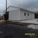 장기 사용 Prefabricated 샌드위치 위원회 강철 구조물 집