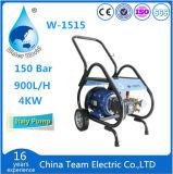 150bar lavadora de alta pressão para a limpeza exterior