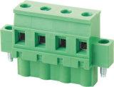 Connecteur femelle enfichable / connecteur enfichable pour alimentation électrique (WJ2EDGKBM-7.5)