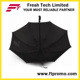 Parcours de golf de haute qualité parapluie avec ouverture automatique