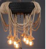 Phine decorativo colgante distintivo de la lámpara de iluminación interior