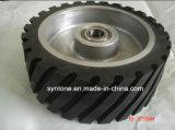Rubber、CNCのMachiningのProfessional Castingの車輪