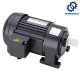 AC van de Rem van het Type 100W-2200W Horizonal Motor - E