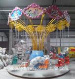 新しいデザイン遊園地は飛行の椅子の乗車に乗る
